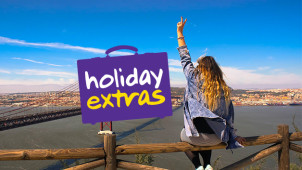 Up to 28% Off Parking, Hotel and Lounge Bookings at Holiday Extras