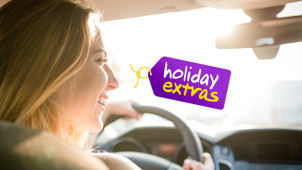 Up to 28% Off Parking, Hotels and Lounges Plus Save 60% with Pre-Bookings at Holiday Extras