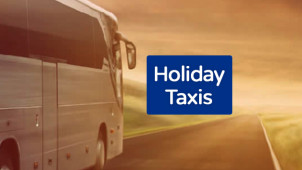 25% Off Bookings at Holiday Taxis