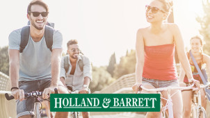 10% Off Orders with Newsletter Sign-ups at Holland & Barrett