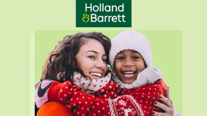 15% Off Orders Over £40 at Holland and Barrett