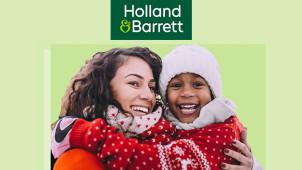 20% Off Orders at Holland & Barrett
