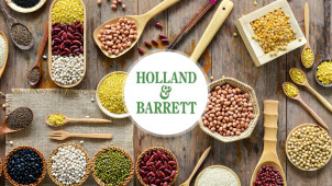 £10 Off Orders Over £80 at Holland & Barrett