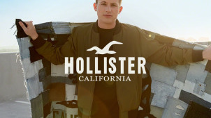 10% Off First Orders with Newsletter Sign-ups at Hollister