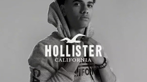 £10 Off Orders Over £40 with Hollister Cali Club Sign-ups at Hollister