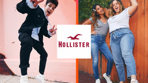 Up to 50% Off in the Sale at Hollister