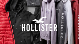 £5 Gift Card with Orders Over £60 at Hollister