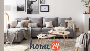 20€ Rabatt bei Newsletter-Anmeldung bei Home24