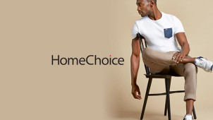 Find 80% Off in the Warehouse Clearance Plus an Extra R50 Off at HomeChoice