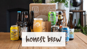 15% Off Craft Beer Orders at Honest Brew
