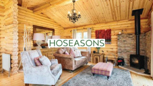 February Half Term Breaks from £169 at Hoseasons