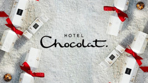 10% Off Orders Over £40 at Hotel Chocolat