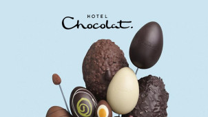 Easter Gifts from £2 at Hotel Chocolat