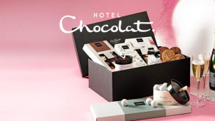 Special Offers and Deals with Newsletter Sign-ups at Hotel Chocolat