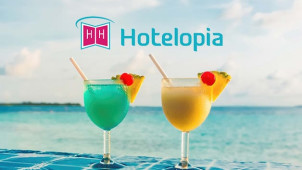 5% Off Bookings at Hotelopia