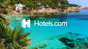 £10 Off Bookings Over £100 at Hotels.com