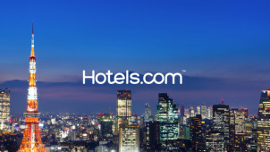 10% Off Hotel Bookings at Hotels.com