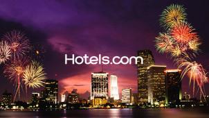 10% Rabatt auf alle Hotelbuchungen bei Hotels.com