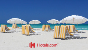 8% Korting op je boeking bij Hotels.com