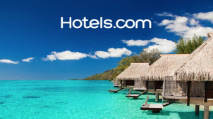 Enjoy 50% Off in the Summer Sale at Hotels.com