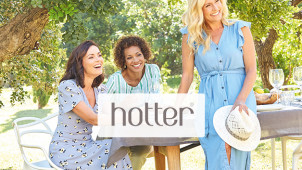 20% Off Orders Over €30 Plus Free Delivery at Hotter Shoes