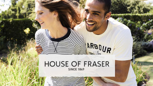 Enjoy 20% Off Selected Summer Styles at House of Fraser