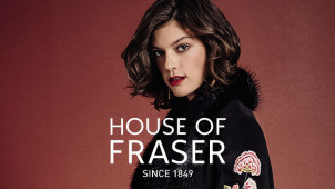 Bring Merry Back with up to 50% Off in the Christmas Sale Event at House of Fraser
