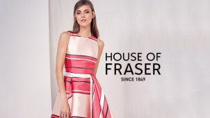 January Sales - Enjoy 60% Off at House of Fraser - Ends Soon!