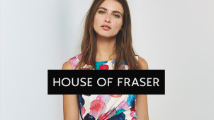 Find £20 Off Women's Fashion in the Autumn Sale at House of Fraser