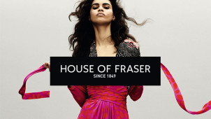 Grab £30 Off in the Final Summer Sale at House of Fraser