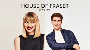 Up to 70% Off Across Departments in the End of Season Sale at House of Fraser