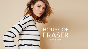 Find 50% Off in the Mid Season Sale at House of Fraser