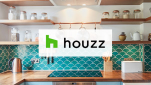 £5 Off Orders Over £50 for New Customers at Houzz