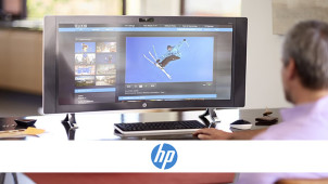 10% Off HP Home Desktop Orders Over £999 at HP