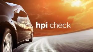 Basic Car Check from £9.99 at HPI Check