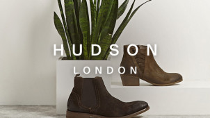 10% Off Orders at Hudson Shoes