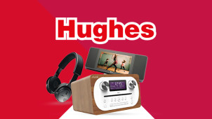 £50 Off Selected Orders Over £1200 at Hughes