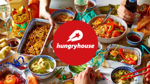 20% Off Orders with Taste Tests at hungryhouse