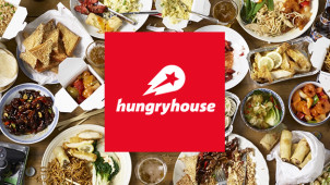 20% Off with 'Taste Test' Restaurants at hungryhouse