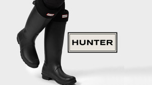 15% Off First Order with Newsletter Sign-ups at Hunter