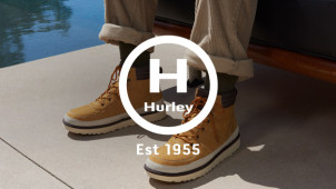 10% Off Orders Over £50 at Hurley