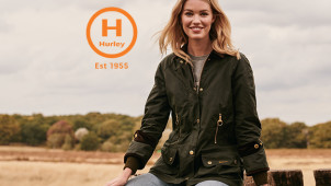 10% Off First Orders at Hurley
