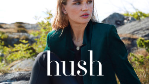 30% Off Selected Styles in the Mid-Season Flash Sale at Hush