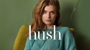 Free Delivery on Orders at Hush