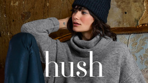 £20 Off Orders Over £100 with Friend Referrals at Hush