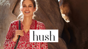 Up to 40% Off Spring Styles in the Mid-Season Sale at Hush