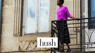 Up to 60% Off in the Mid-Season Sale Plus Get Free Delivery on First Orders at Hush