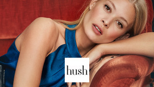 £20 Off Orders Over £80 with Friend Referrals at Hush