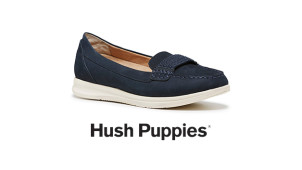 $10 Discount with Newsletter Sign Ups at Hush Puppies