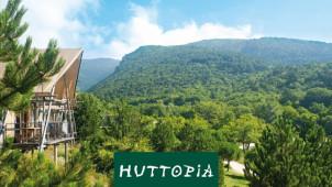 15% de remise dès 4 nuits en camping avec Huttopia
